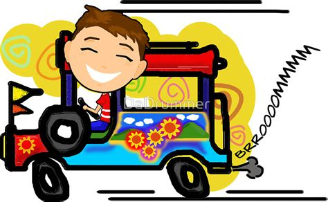 philippine jeep clipart phillipines clipart jeepney driver pencil and in color
