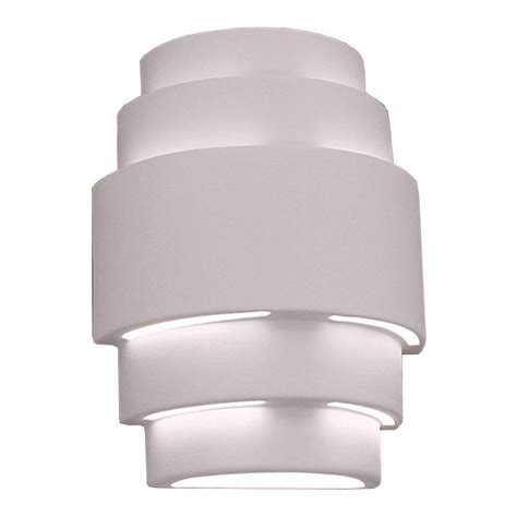 filament design romeo 2 light bisque grey ceramic
