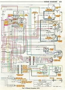 Wiring Diagram 1974-75 Winnebago