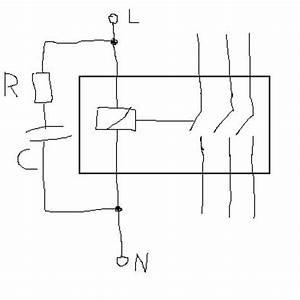 Parallelwiderstand Berechnen : rc glied parallel zur sch tzspule elektrotechnik eplan electric p8 foren auf ~ Themetempest.com Abrechnung