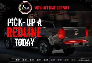 Redline Led Tailgate Brake Light Bar With Reverse