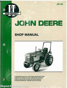 John Deere 670 770 870 970 1070 Tractor Workshop Manual