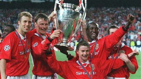 Man Utd 1999 treble winners better than Pep Guardiola's ...