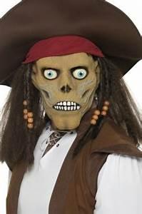 Maquillage Pirate Halloween : d guisement de pirate zombie deguisement ~ Nature-et-papiers.com Idées de Décoration