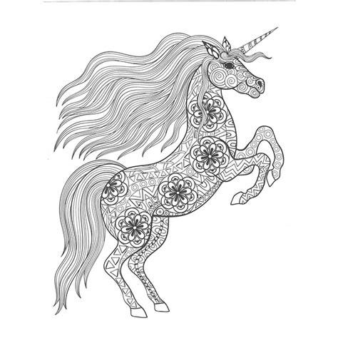 Kleurplaat Moeilijk Unicorn by Kaleidoscope Pastel Colouring Kit Unicorns And More