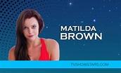 Matilda Brown Actress, Career, Married, Husband & Net Worth