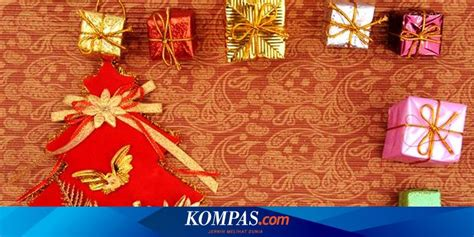 ide murah dekorasi natal  meriah