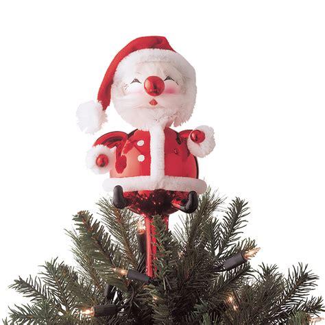 santa tree topper gump s
