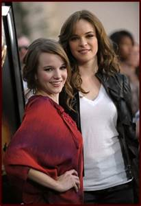 Kay & Danielle Panabaker: Fame Premiere Pals | Shine On Media