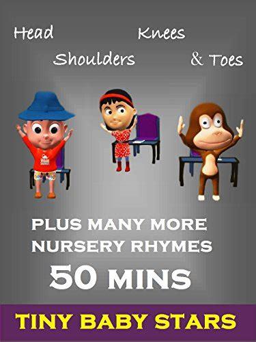 Watch 'head Shoulders Knees And Toes  Kids Nursery Rhymes