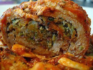 recette de paupiettes de dinde farcies aux legumes sauce