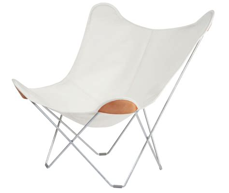 canvas butterfly chair canvas mariposa cuero