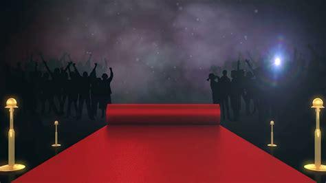 Red Carpet Animation Motion Background Videoblocks
