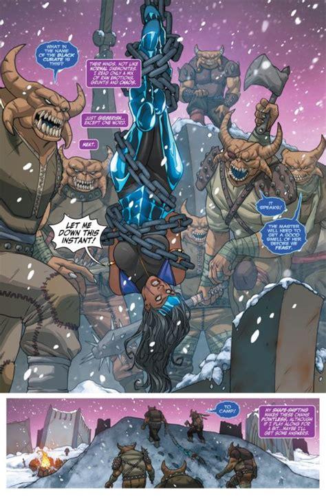 exclusive dc comics preview voodoo