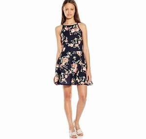 Sweet Short Juniors Sundresses By Derek Heart Under $30