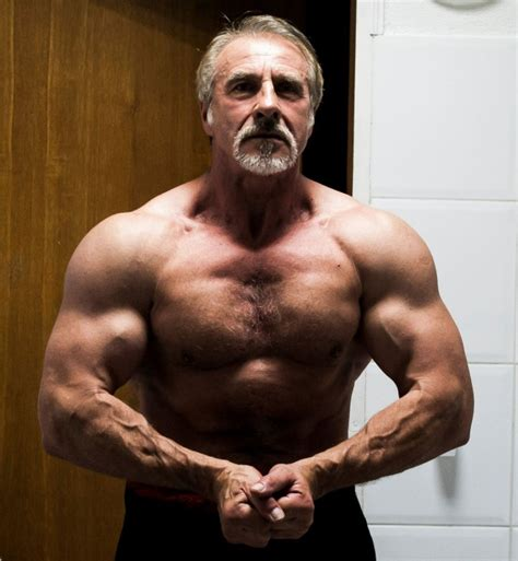muscledaddies and more, silver + muscle= perfect.