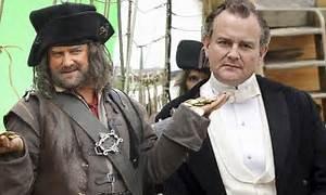 Hugh Bonneville is far away from Downton Abbey's Earl of ...