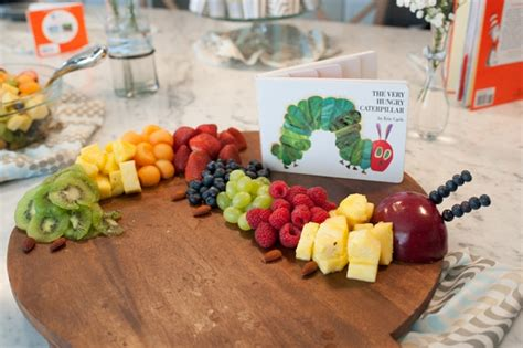 hungry caterpillar party ideas pretty  party