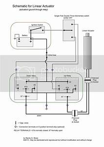Control Actuator Wiring Diagram