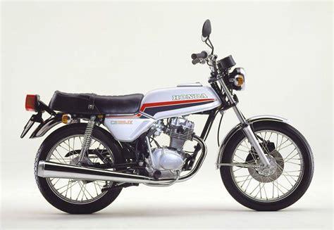 Motor Cb 125 Classic by Honda Cb 125 1965 1976 Single Honda F 252 R Anspruchslose