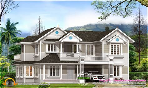 colonial house plans july 2014 kerala home design and floor plans