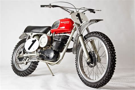 Husqvarna Motorcycle : Ama Museum Accepts Malcolm Smith's On Any Sunday Husqvarna