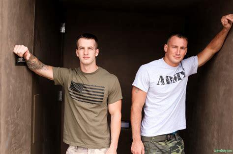 active duty craig cameron and quentin gainz gaymobile fr