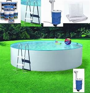 mypool pool komplettset splash stahlwand gartenpool With französischer balkon mit garten pool komplettset