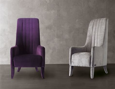 nella vetrina rugiano cleopatra  armchair bench purple