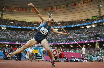 Javelin-throwing - Sport Information