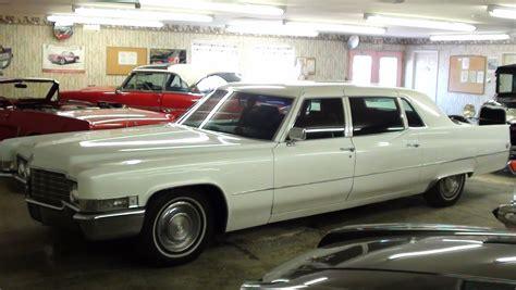 1969 Cadillac Fleetwood Limo 472 V8 Custom Pearl Paint Low ...