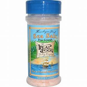Fun Fresh Foods, Himalayan Pink Sea Salt, 8.75 oz (248 g ...