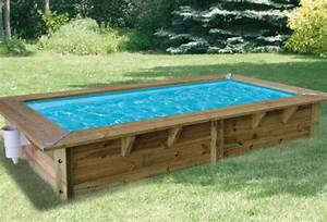 Hors Sol Pas Cher Piscine : piscine hors sol en bois mon comparatif ~ Melissatoandfro.com Idées de Décoration