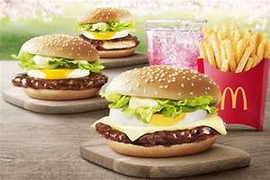 McDonald's launches Camembert burger in latest gourmet ...