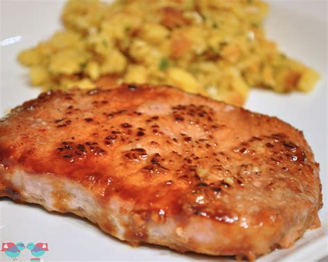 how to bake pork loin chops boneless pork loin chops baked