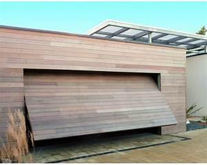 nouveau porte de garage et porte en bois interieur de With porte de garage et double porte bois