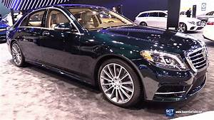 Mercedes Classe S 2017 : 2017 mercedes benz s class s 550 sedan exterior and ~ Dallasstarsshop.com Idées de Décoration