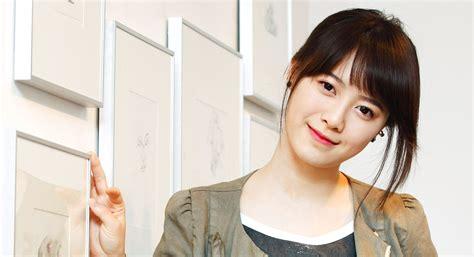 gak  idol korea oplas artis berikut cantik alami loh