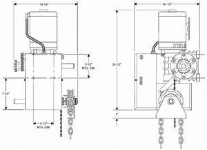 Powermaster Over Head Door Openers Mg Model