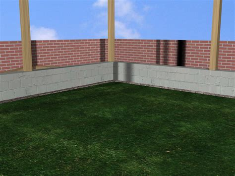 how to build a base for a granite top how to build a stone foundation 6 steps with pictures