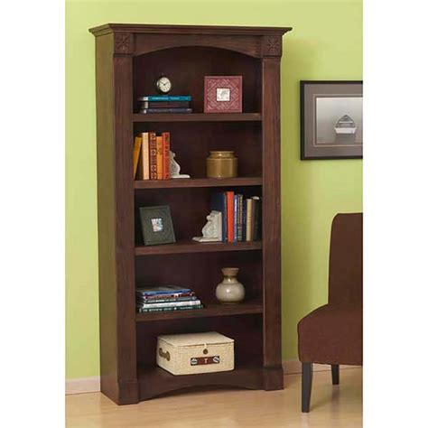 classic bookcase woodworking plan  wood magazine