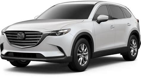 Mazda Cx9 De 2018  Vehículo Utilitario De 3 Filas Para 7