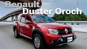 Renault Duster Oroch - De Suv A Pickup