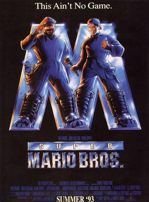 Cinematic Catharsis Cinematic Dregs Super Mario Bros