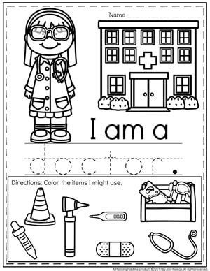 community helpers preschool theme preschool activities 128   2216e709b4b299bc4d81610830f146fe