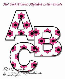 127 best alphabet letters images on pinterest nursery With nursery letter decals
