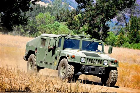 High Mobility Multipurpose Wheeled Vehicle (hmmwv