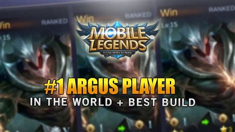 Best Argus Player In The World! 92% Win Rate And Best
