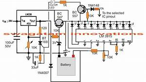 3v  4 5v  6v  9v  12v  24v  Automatic Battery Charger
