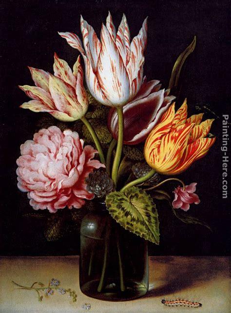 ambrosius bosschaert  elder   life   bouquet